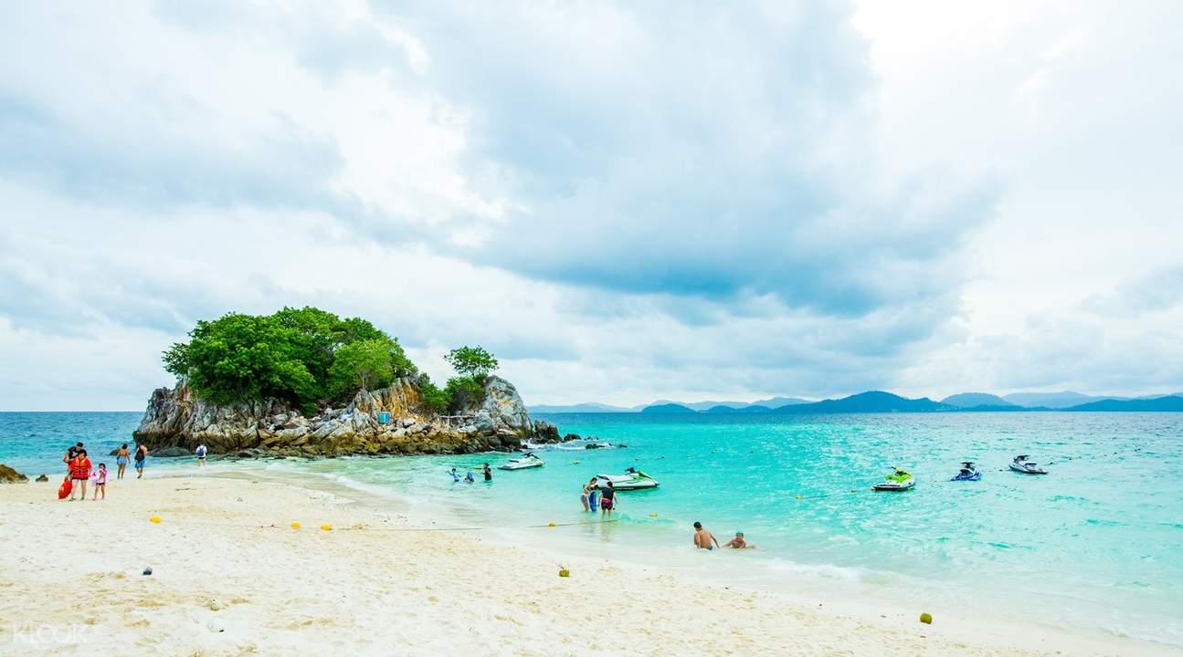 カイ島 スピードボート チケット, カイ島 プーケット発 ツアー, カイ島 海の生きもの